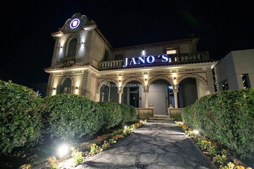 Jano's House
