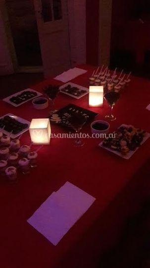 Alguna mesa dulce