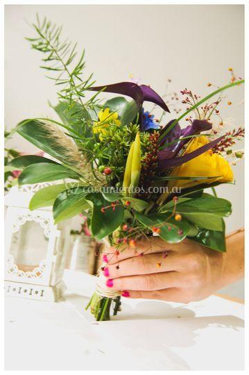 Bouquet silbestre