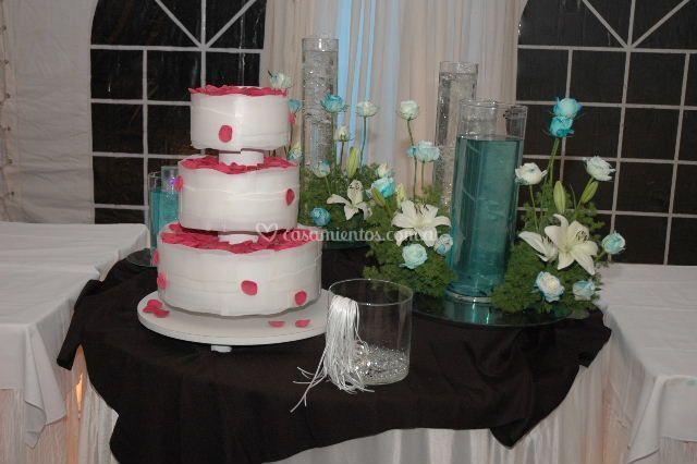 Decoración y diseño de tortas