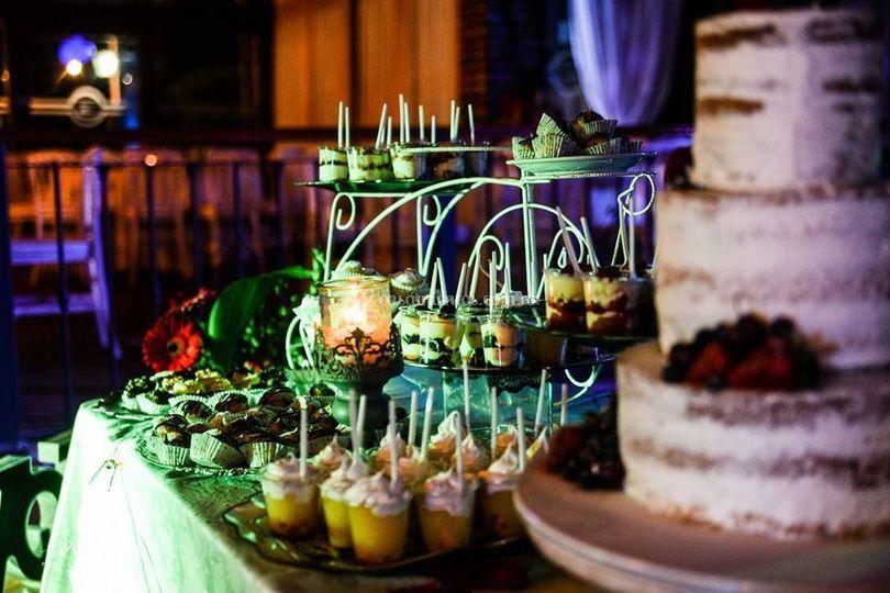 Nuestras Mesas  de dulces