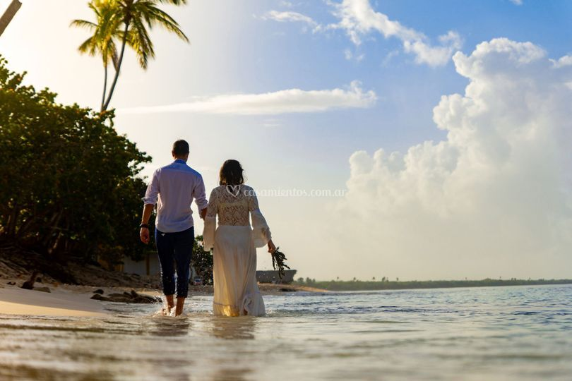 Trash the dress - La Romana