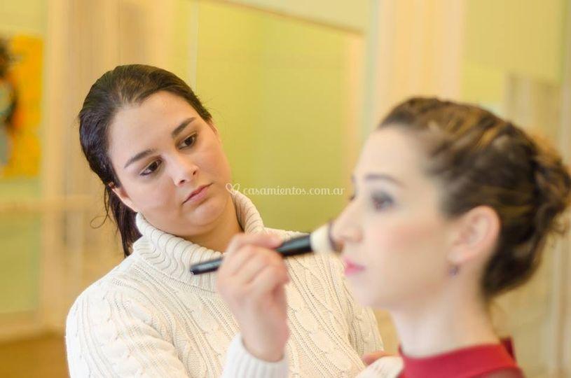Gisane Makeup
