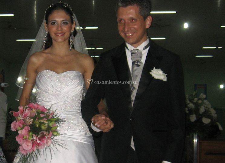 Marcele y Nilson