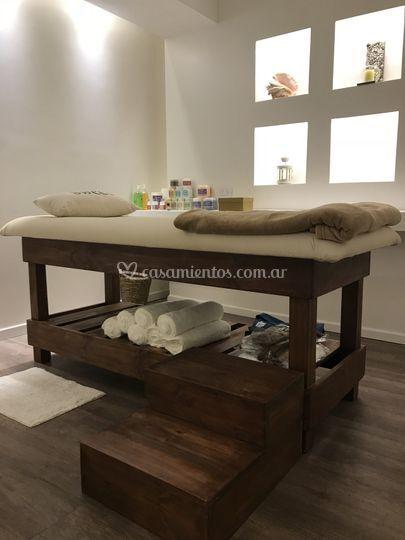 Sector masajes