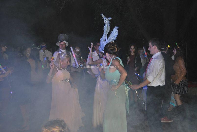 Fiesta y celebración