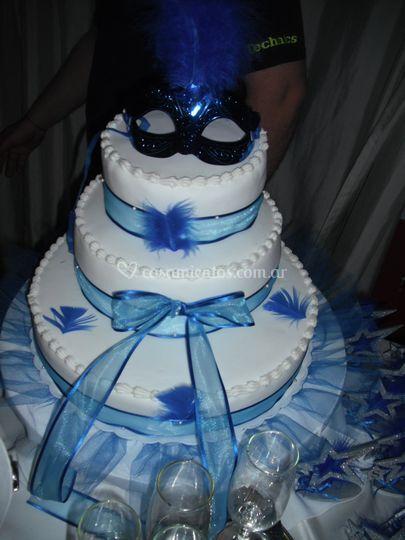 Torta de celebración
