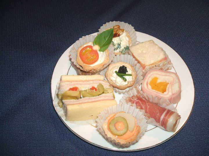 Catering de recepción