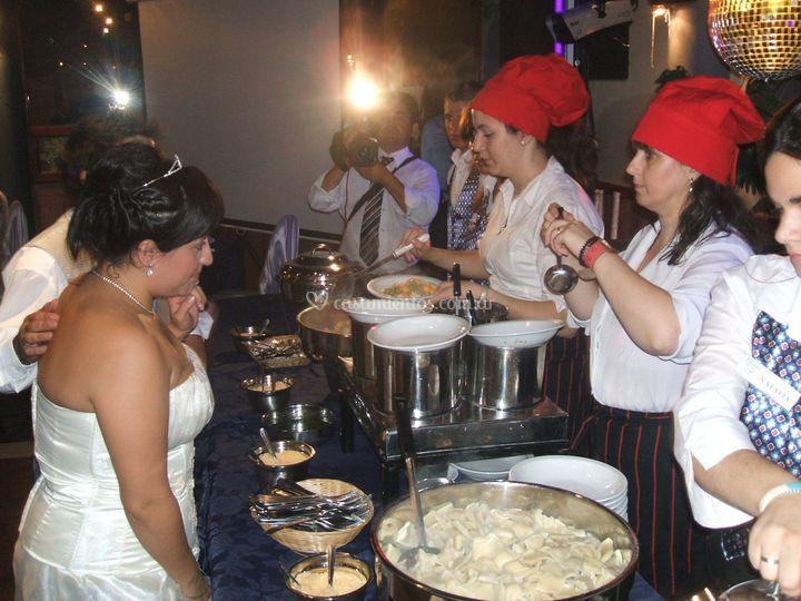 Show de Pastas