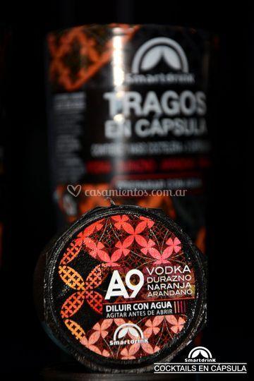 Pack dúo arándanos + vodka