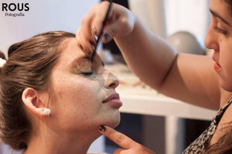 Maquillajes exclusivos M. D.