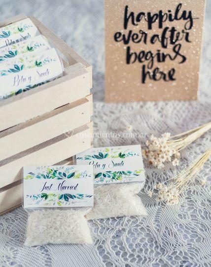 Kits arroz civil