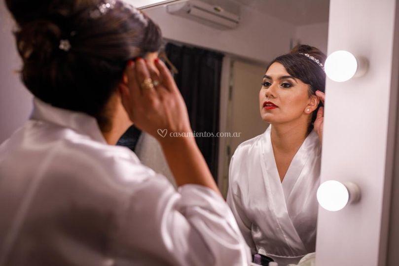 Alejandra Giudice Makeup
