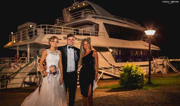Evento boda Pam y Sebas