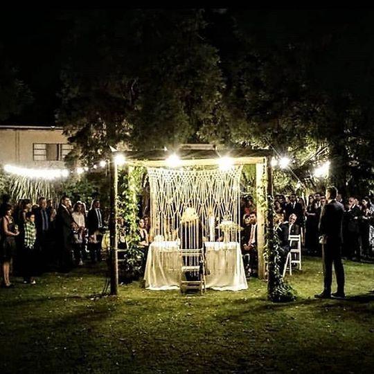 Deco Ceremonia