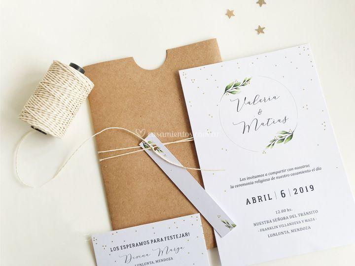 Invitaciones bodas Córdoba