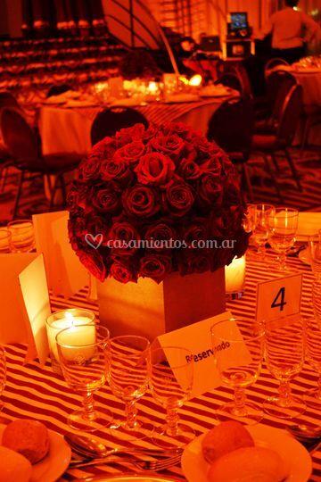 Evento Empresarial Marriott