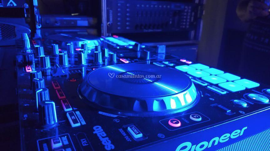 DJ operador
