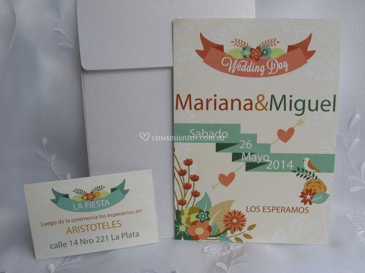 Mariana y Miguel