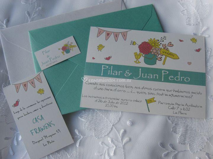 Pilar y Juan Pedro