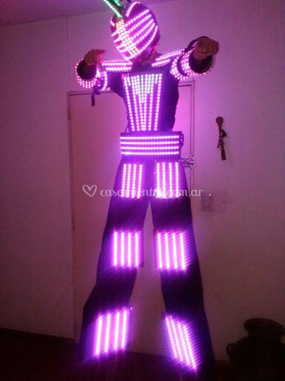 Robot Led Maximuss
