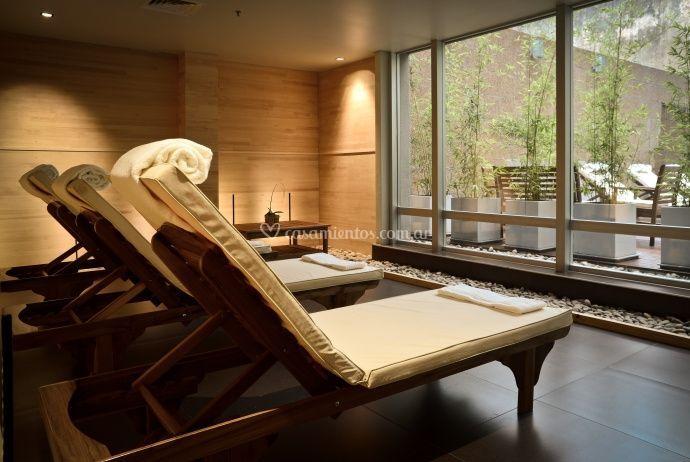 Salas de relax