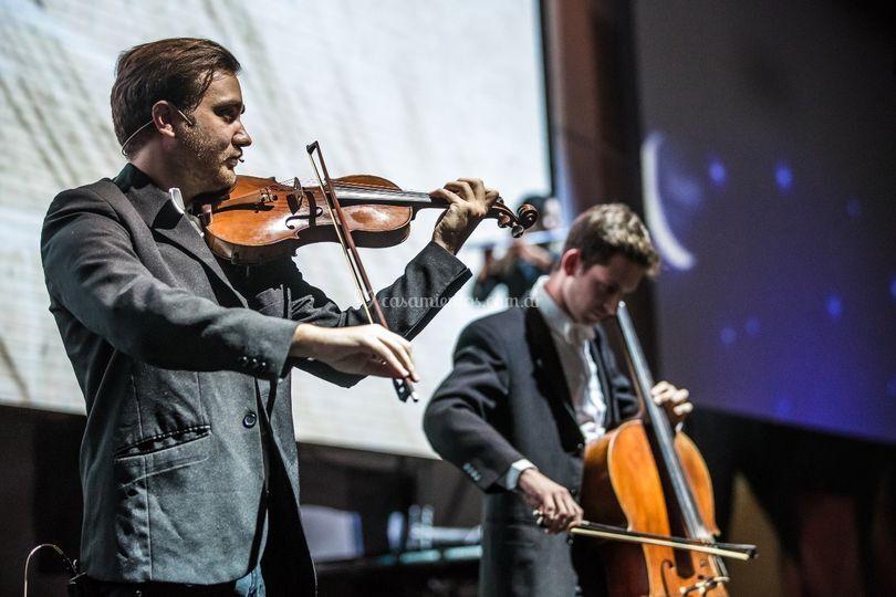 Duo violín y cello