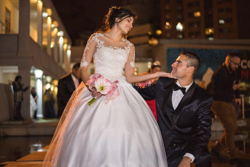 Social boda