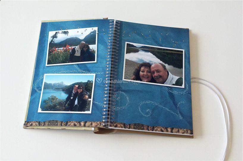 Páginas con fotos