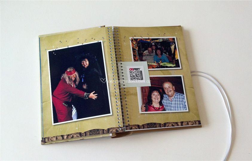 Páginas con fotos 3d