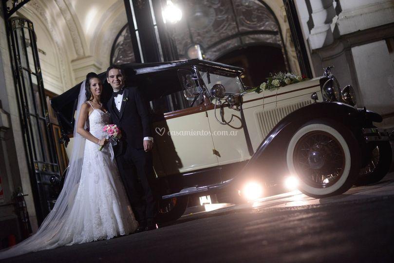 Casamiento J&V