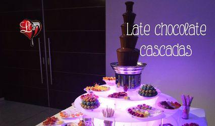 Late Cascada de Chocolate 1
