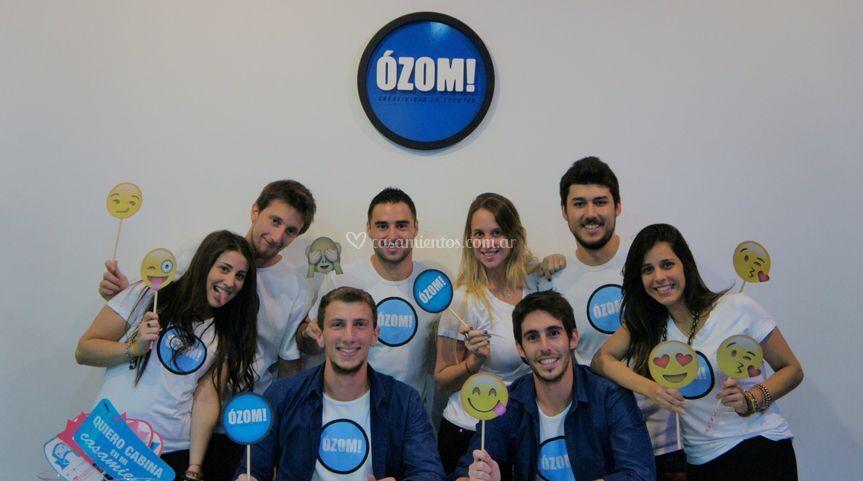 Nuestro equipo: )