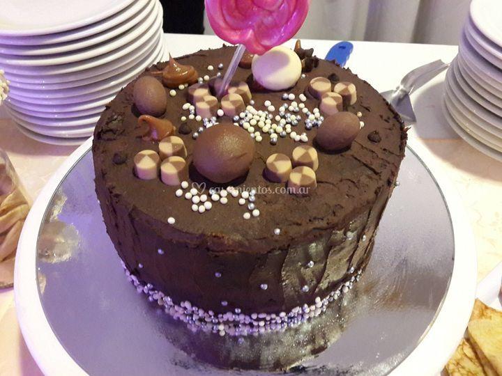 Torta bombón
