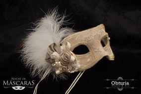 Cotill n - Mascaras venecianas decoracion ...