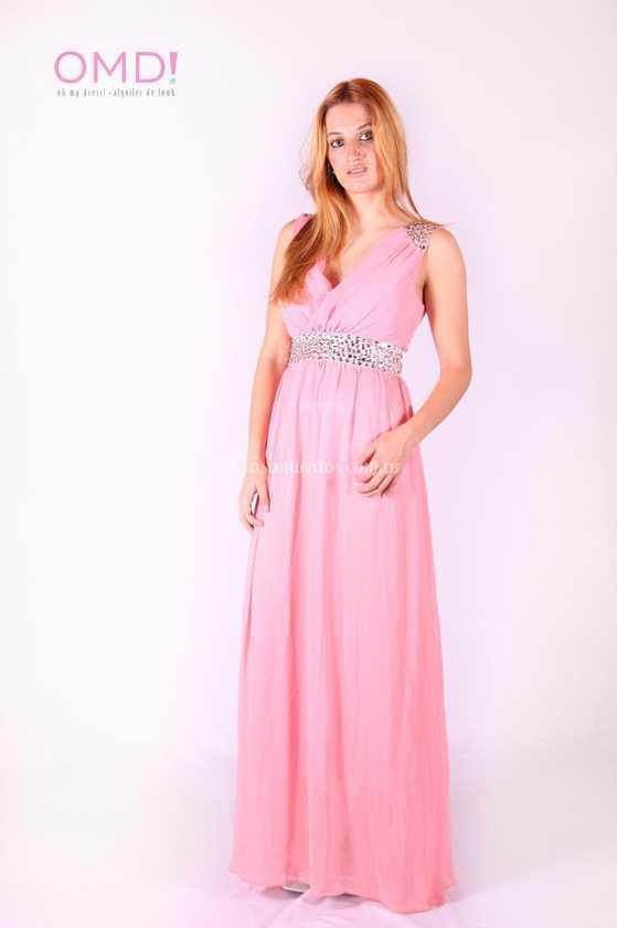 Vestido fiesta Adele de Oh My Dress | Foto 14