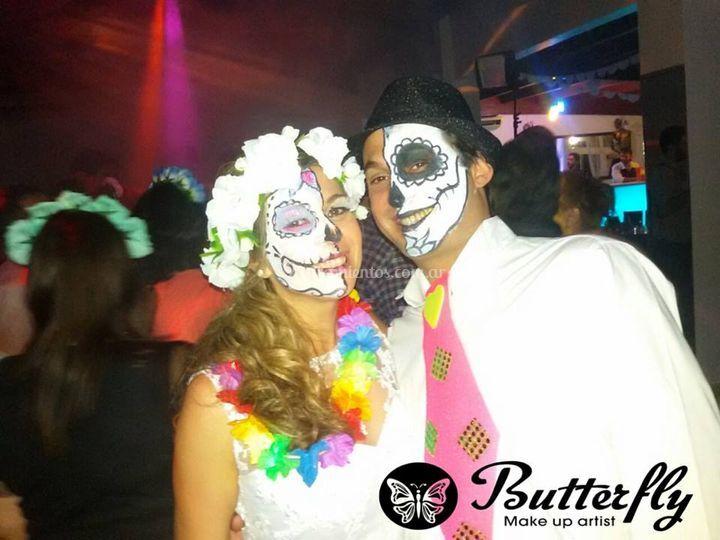 Butterfly Maquillaje Artístico