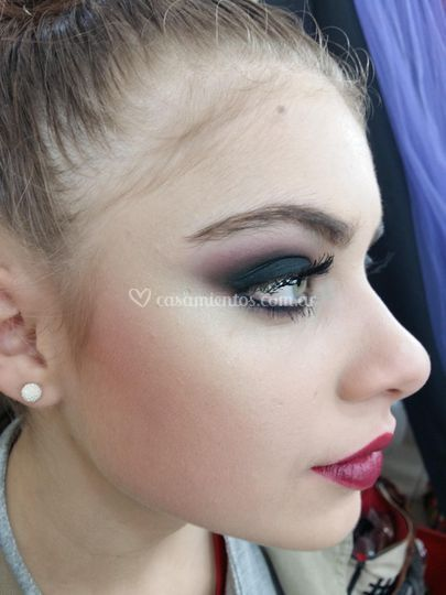 Makeup invitada