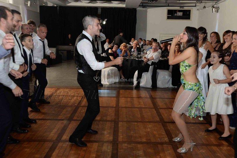 Competencia de baile