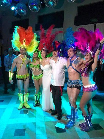 Carnaval led