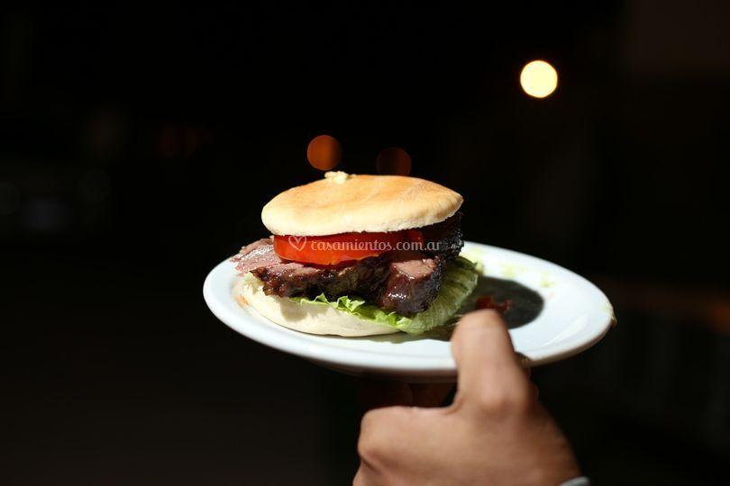 Sandwich de vacío