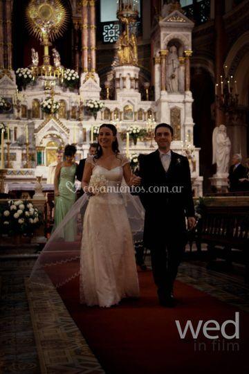 Casamientos en Capital Federal