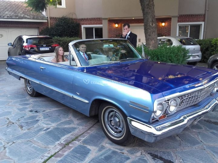 Impala 63 descapotable