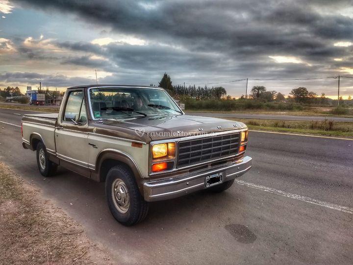 Ford ranger 302