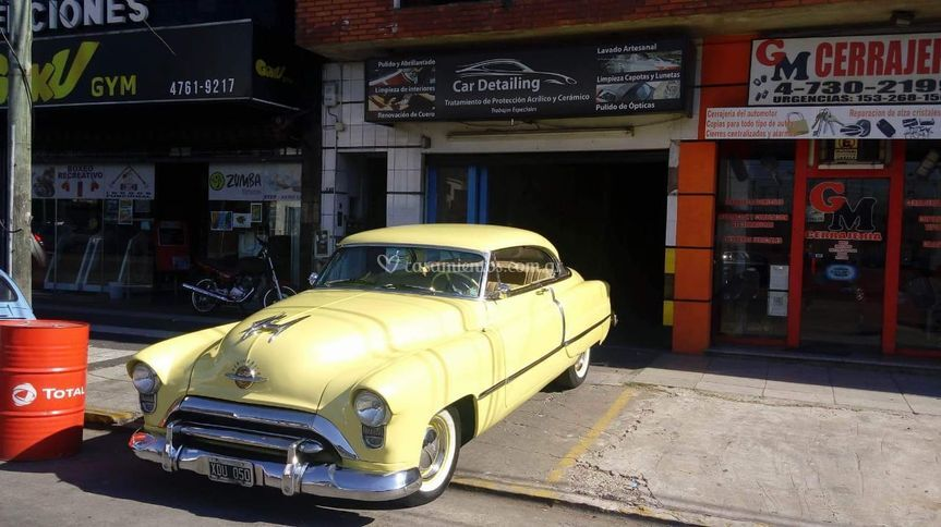 Oldsmobile Golden Rocket 1951