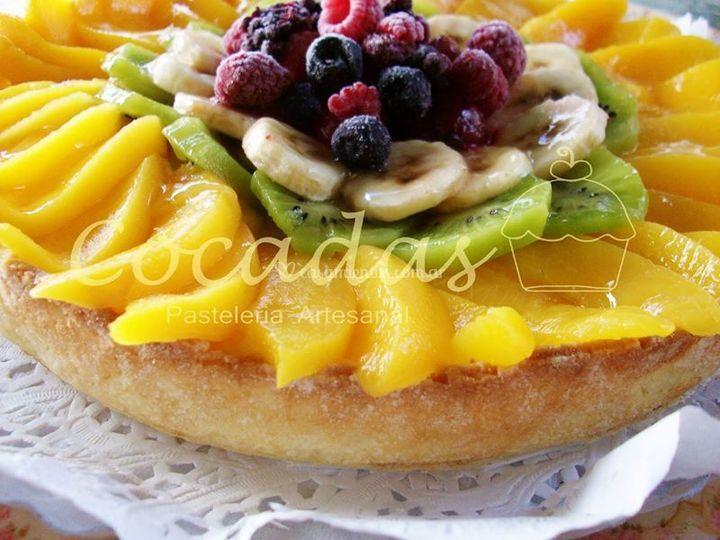 Tarta frutal
