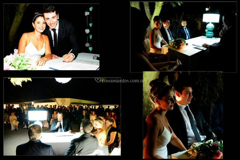 Casamiento Martita y Gonzalo