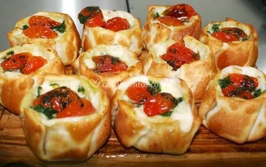 Empanadas Capreses