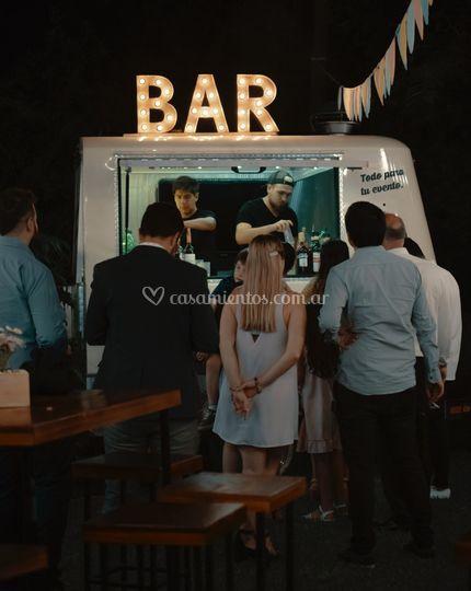 Bar evento