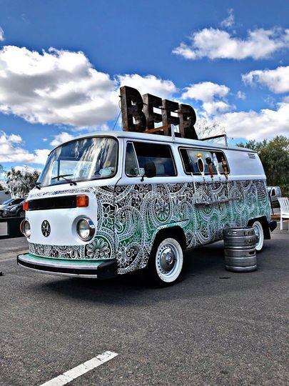 Beertruck kombi